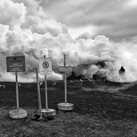 Islandské peklo