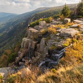 Pancavsky vodopad