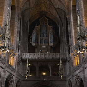 The Lady Chapel - Liverpool Cathedral