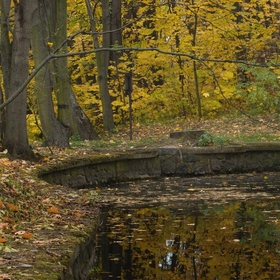 Melancholie podzimu