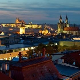 Pražské podzimní pohledy