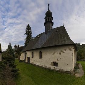 Kostelíčkové panorama