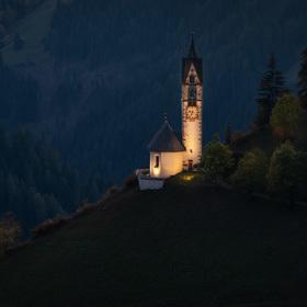 La Val - kostelík