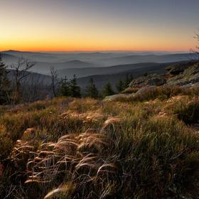 Šumava - ze Svarohu