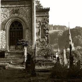 hrobka rodu Aichelburgů z 16 stol.