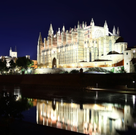 Mallorca - katedrála La Seu