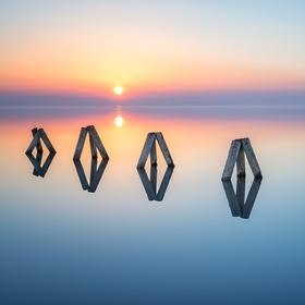 Podersdorfské jazerné impresie
