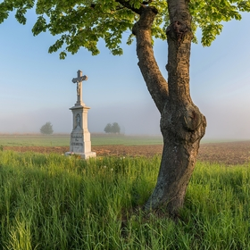 Osamělý křížek