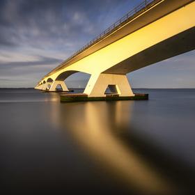 Zélandský most - Holandsko