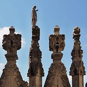 Gotika v Miláně
