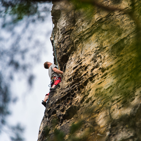 Tradiční lezení v Českém ráji
