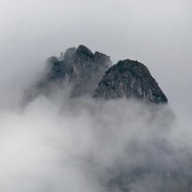 V oblacích