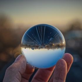 Svět ve skleněnce