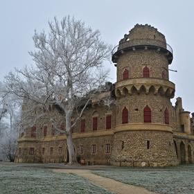 Zimní Janův hrad II