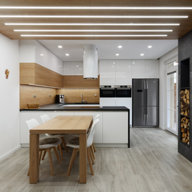 Kuchyně rodinného domu