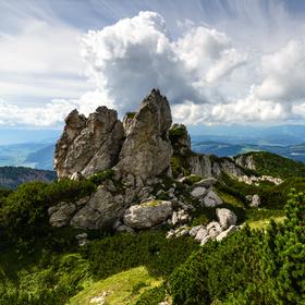 Cestou na Sivý vrch