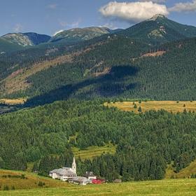 Malebnosť slovenských hôr