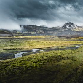 Islandské hory