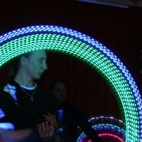 Světelná show