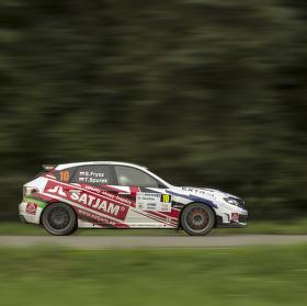 Bohemia Rally 2014