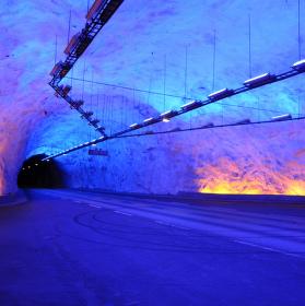 Laerdalský tunel