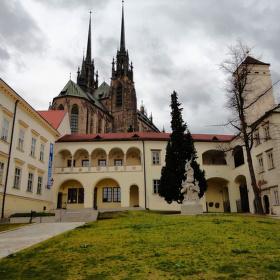 Katedrála Petra a Pavla  Brno