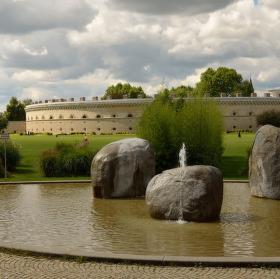 Klenzepark v Ingolstadtu