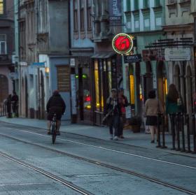 """Ruch v Hanácké """"metro""""poli"""