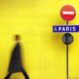 farby v paríži