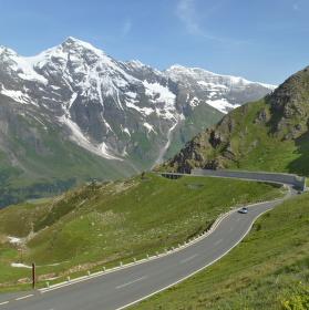 Rakousko - Vysoké Taury