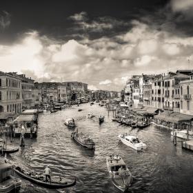 Dramatické Benátky