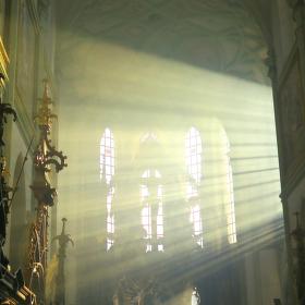 ....Santiniho světlo...