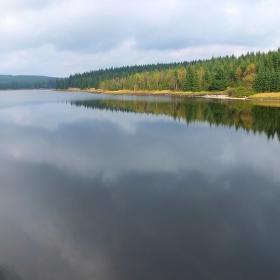 vodní zrcadlení