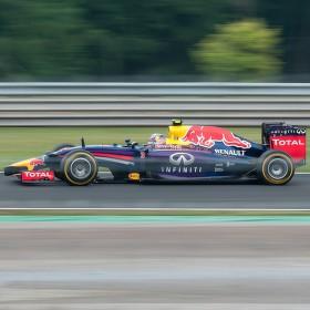 paning ( F1 Maďardsko 2014 ) pokus