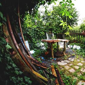 Stará zahrada