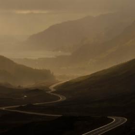 Cesta do údolí