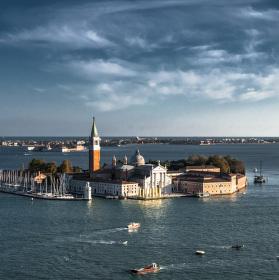 Venezia - pohled z Campanile di San Marco