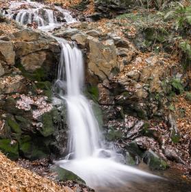 Podzimní vodopády IV.