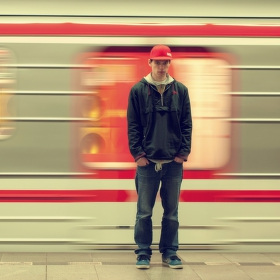 Nemít strach nastoupit a nenechat si ujet vlak ...