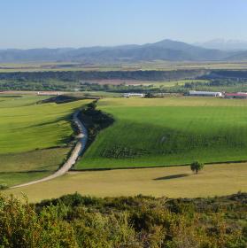 Cesta aragonskou krajinou