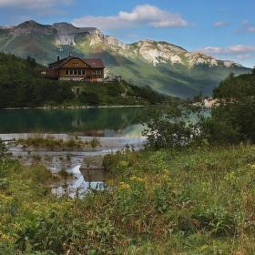 Chata pri zelenom plese - Vysoké Tatry
