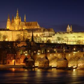 Praha zlatá
