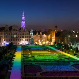 Nocni Brusel