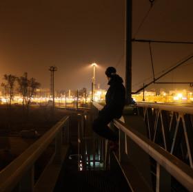 Světla v jádru noci
