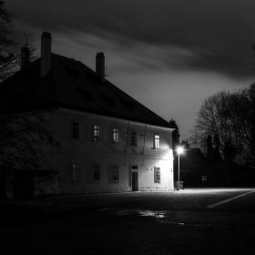 Večerní samota