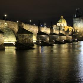 Jednou večer pod mostem