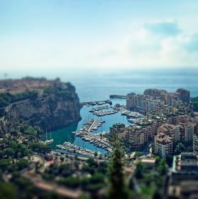 Shifted Monaco