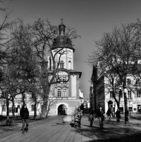 Pátek v Plzni