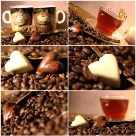 Magická chuť čokolády a kávy...