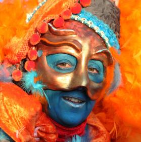 Karnevalová maska